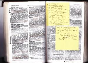 1 Chronicles 22.1-19 - SS - Messiah-King #10