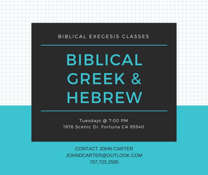 biblical languages1